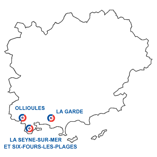 carte d'intervention